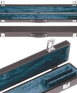 Bobelock Triple Bow Case for Violin-Viola-Cello with Blue Velour Interior